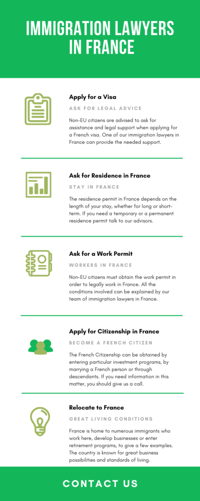 immigration lawyers france